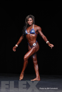 2014 Olympia - Heather Grace - Women's Physique