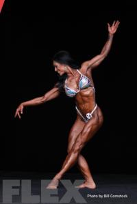 2014 Olympia - Karin Hobbs - Women's Physique