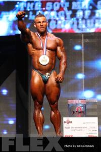 2014 Olympia - Awards - Men 212