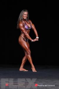 2014 Olympia - Sandra Lombardo - Women's Physique