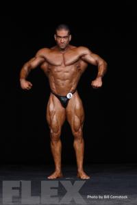 2014 Olympia - Raul Carrasco - Men 212