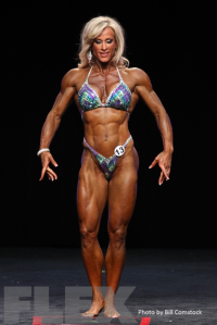 2014 Olympia - Tamee Marie - Women's Physique