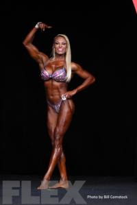 2014 Olympia - Patricia Mello - Women's Physique