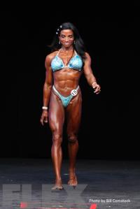 2014 Olympia - Frances Mendez - Women's Physique