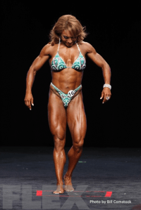 2014 Olympia - Karina Nascimento - Women's Physique