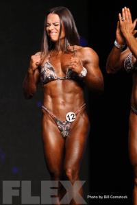 2014 Olympia - Awards - Fitness