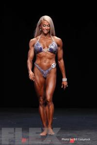 2014 Olympia - Mindi O'Brien - Women's Physique