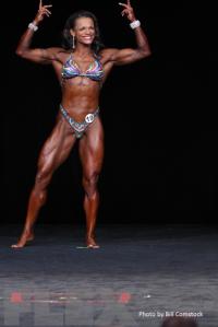 2014 Olympia - Jennifer Robinson - Women's Physique