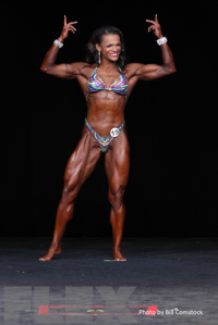 2014 Olympia - Jennifer Robinson - Women's Physique