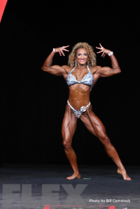 2014 Olympia - Sabrina Taylor - Women's Physique