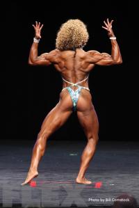 2014 Olympia - Awards - Women's Bodybuilding