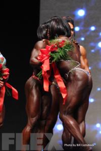2014 Olympia - Mboya Edwards - Men 212