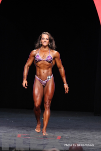 2014 Olympia - Toni West - Women's Physique