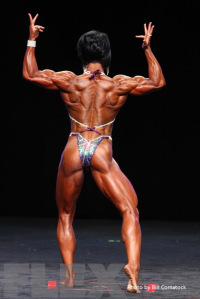 2014 Olympia - Dana Linn Bailey - Women's Physique