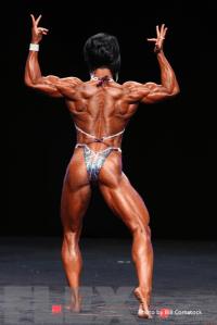 2014 Olympia - Dana Linn Bailey - Women's Physique