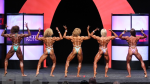 2014 Olympia - Comparison - Women's Physique