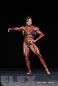 2014 Olympia - Rita Bello - Women's Bodybuilding