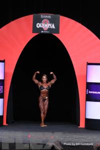 2014 Olympia - Yaxeni Oriquen Garcia - Women's Bodybuilding