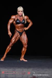 2014 Olympia - Debi Laszewski - Women's Bodybuilding