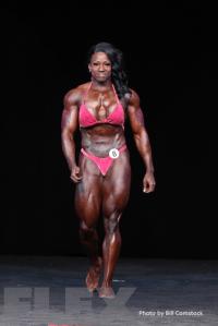 2014 Olympia - Margie Martin - Women's Bodybuilding