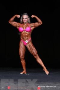 2014 Olympia - Simone Oliveira - Women's Bodybuilding