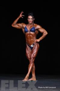 2014 Olympia - Alina Popa - Women's Bodybuilding