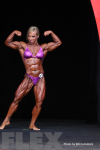 2014 Olympia - Jennifer Sedia - Women's Bodybuilding