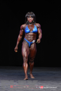 2014 Olympia - Alana Shipp - Women's Bodybuilding