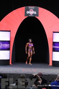 2014 Olympia - Iris Kyle - Women's Bodybuilding