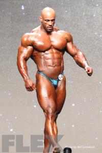 2014 Olympia - Juan Morel - Men Open