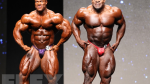 2014 Olympia - Comparison - Men Open