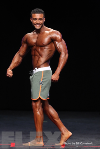 2014 Olympia - Matthew Acton - Mens Physique
