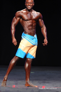2014 Olympia - Michael Anderson - Mens Physique