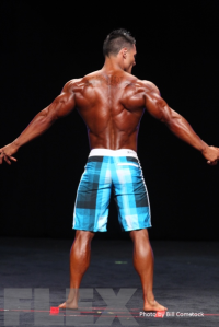 2014 Olympia - Jeremy Buendia - Men Physique