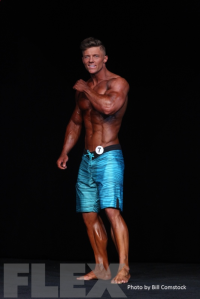 2014 Olympia - Steve Cook - Mens Physique