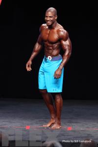 2014 Olympia - Xavisus Gayden - Mens Physique