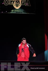2014 Olympia - Sadik Hadzovic - Men Physique