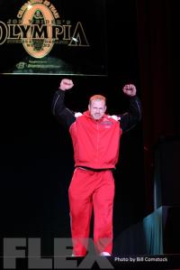 2014 Olympia - Jason Poston - Mens Physique