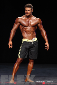 2014 Olympia - Jeff Seid - Mens Physique