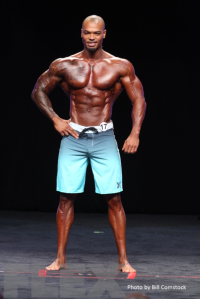 2014 Olympia - Tory Woodward - Mens Physique
