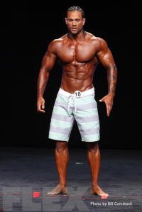 2014 Olympia - Mark Anthony Wingson - Mens Physique