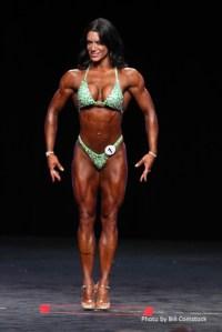 2014 Olympia - Marta Aquiar - Fitness