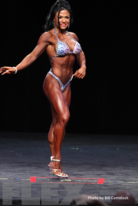 2014 Olympia - Myriam Capes - Fitness