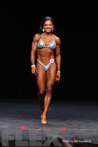2014 Olympia - Fiona Harris - Fitness