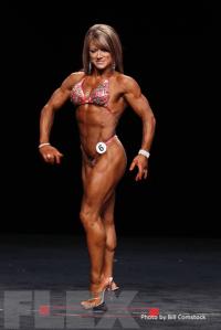 2014 Olympia - Amanda Hatfield - Fitness