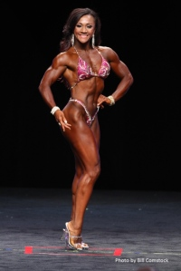 2014 Olympia - Tanji Johnson - Fitness
