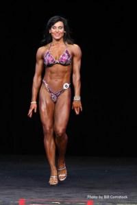 2014 Olympia - Somkins Liudmila - Fitness