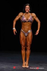 2014 Olympia - Trish Warren - Fitness