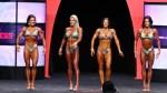2014 Olympia - Comparison - Fitness