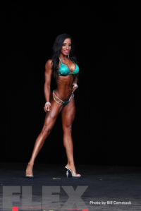 2014 Olympia - Narmin Assria - Bikini